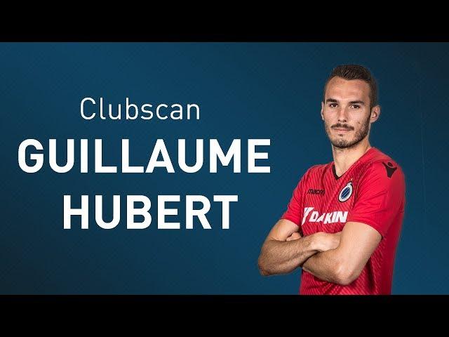 Guillaume Hubert | ClubScan | 2017-2018