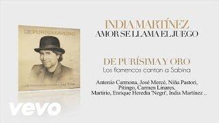 India-Martinez-Amor-Se-LLama-El-Juego-Audio