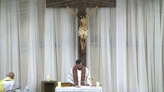 Third Sunday of the Cross/ Sixth Elijah - Saturday Vigil Mass - Fr. Daniel Shaba