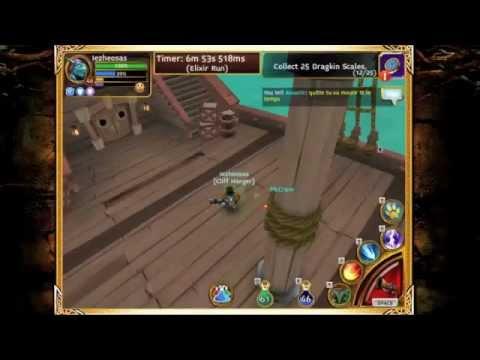 Arcane Legends - Elite Captain Bloodhammer SOLO!