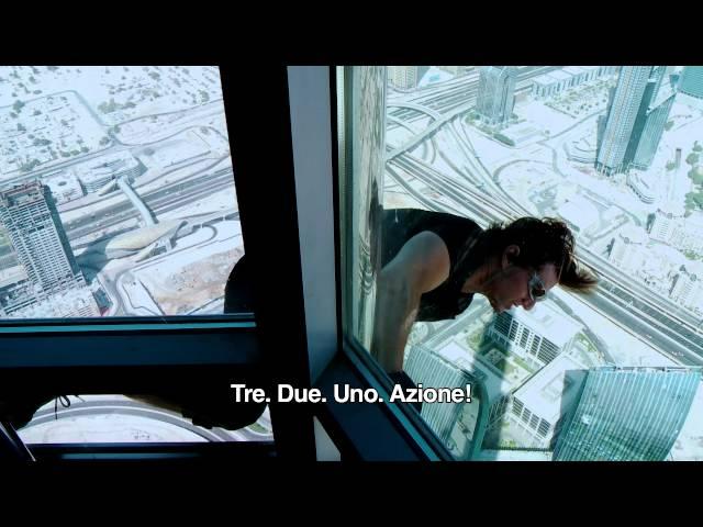 Mission: Impossible - Protocollo Fantasma - Dietro le quinte (sottotitolato in italiano)