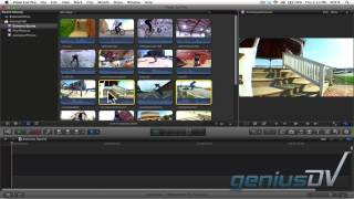 Appending Clips in Final Cut Pro X