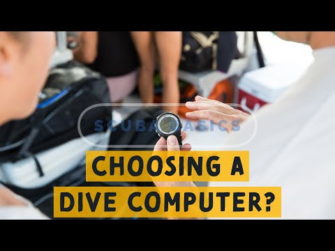 BASICS: Choosing A Dive Computer: Wristwatch Vs Wrist-Mount What Is The Difference?