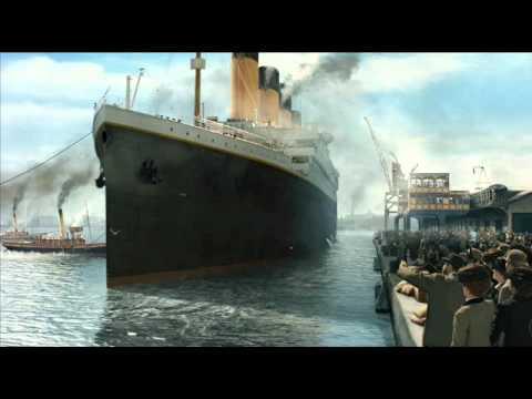 Titanic Hard To Starboard