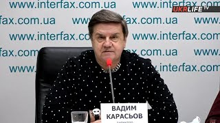 Вадим Карасев: Скрытая игра украинской политики vs политическая революция в верхах