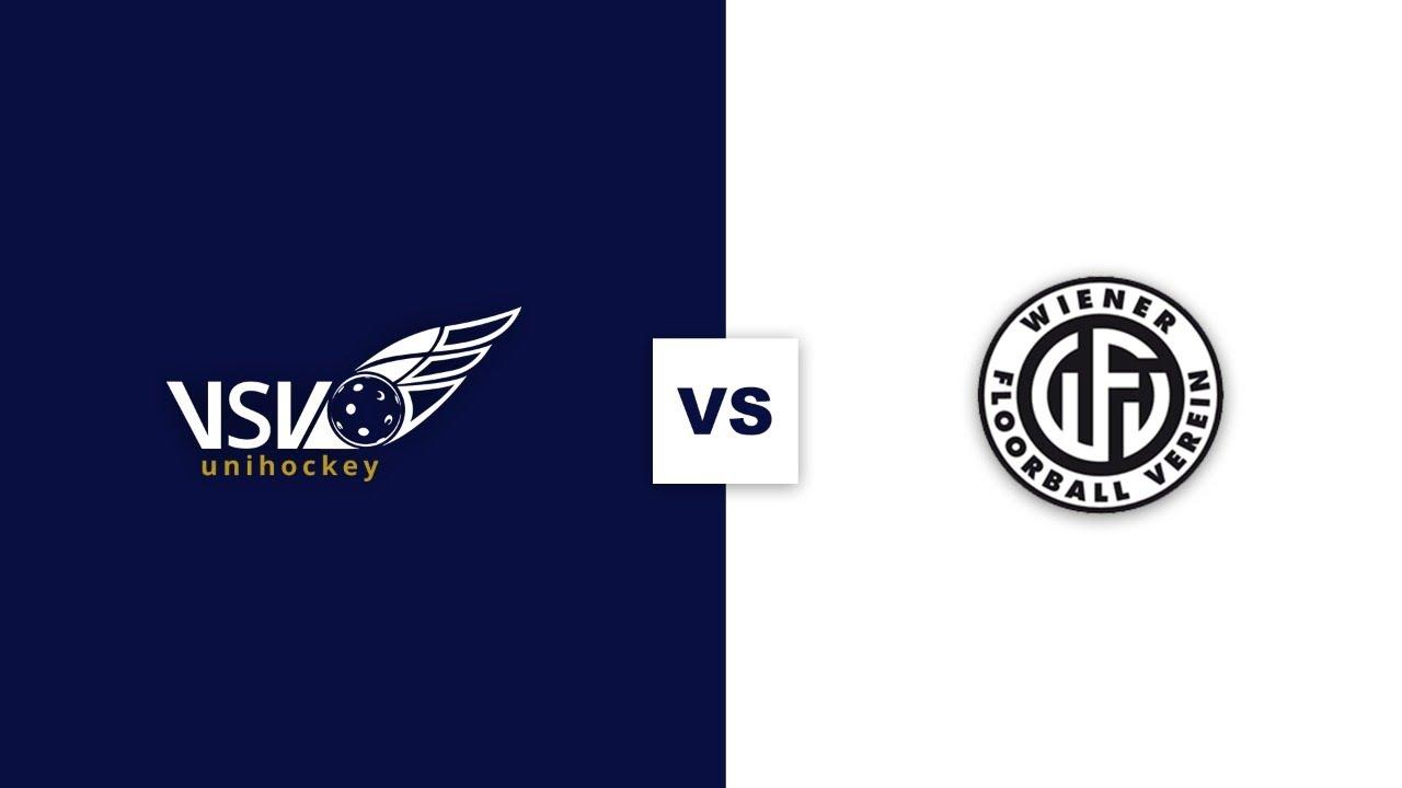 Download VSV Unihockey vs. Wiener Floorball Verein | Bundesliga Herren Livestream