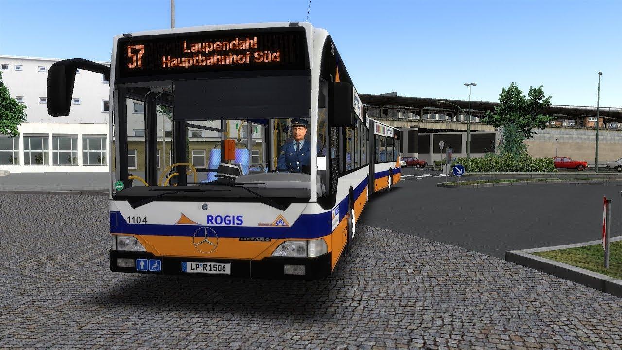 omsi der omnibussimulator mods