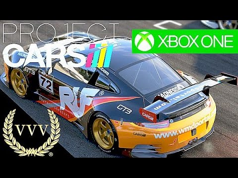 Project Cars Xbox One Gameplay