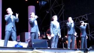 """Adoro """"ohne Dich"""" Live 15.08.2009 Coburg Schlossplatz Open Air"""