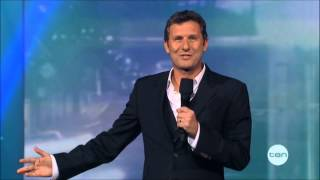 Adam Hills­ and the Swedish Chef - The Muppets
