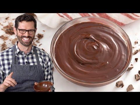 How To Make Silky Chocolate Ganache