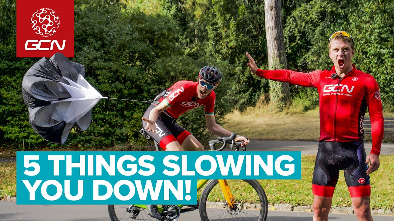 Download 5 Cycling Things That Slow You Down | Ride Faster for Free!