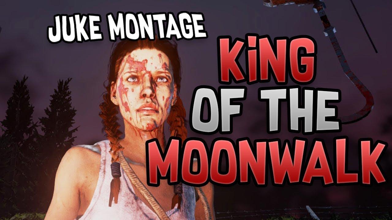 🔪 King of the Moonwalk - Juke Montage