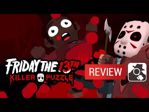 FRIDAY THE 13TH: KILLER PUZZLE   AppSpy Review