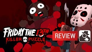 FRIDAY THE 13TH: KILLER PUZZLE | AppSpy Review