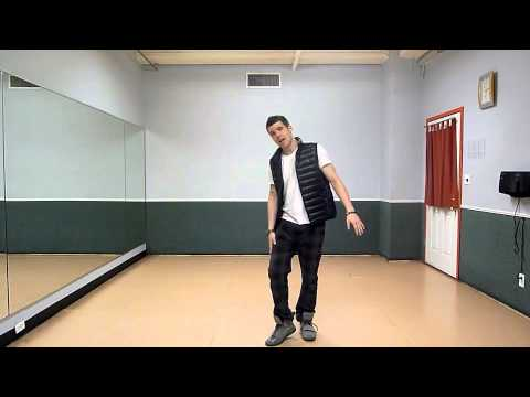 Learn Club Dance Bonus Video - Usher
