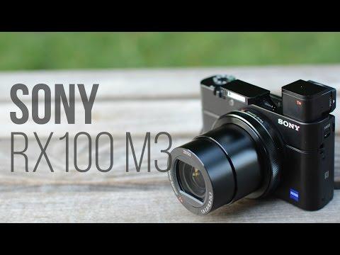 Обзор: камера Sony Cyber-Shot RX100M3