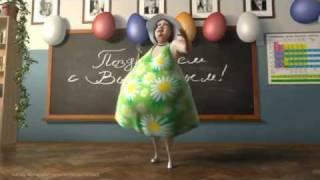 Заводной танец Девочки Толстушки! Персонажная Анимация в Maya