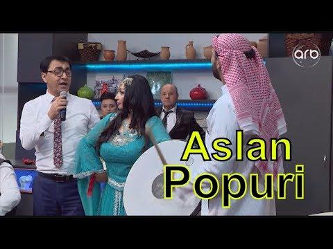 Aslan Hüseynov - Popuri (2017)