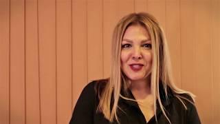 Стилистът Антония Йорданова предизвика истински професионалист в гладенето