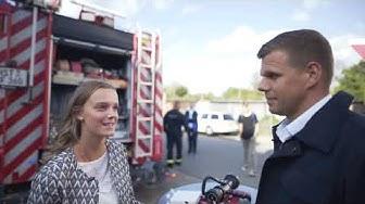Ausbildungsmesse Berufe Live 2019 in Stralsund | Ausbildung | Karriere | Berufswahl | Feuerwehr