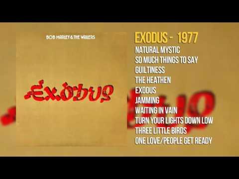 Bob Marley Exodus - 1977
