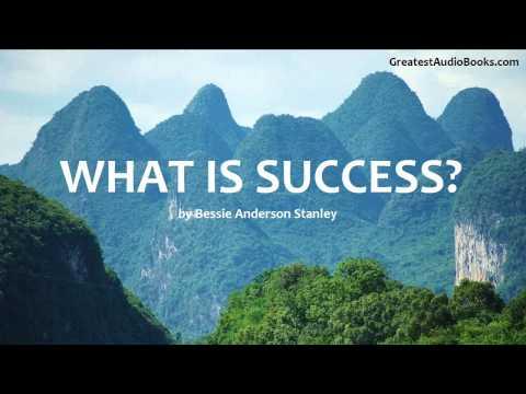 WHAT IS SUCCESS? - FULL AudioBook (Short Essay) | Greatest Audio Books