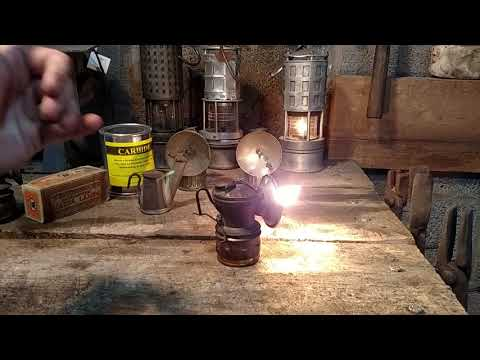 Lighting In Underground Mines