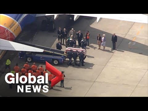 Kathi Yeager - Son Flies Home American Hero Father And The Entire Airport Fell Silent