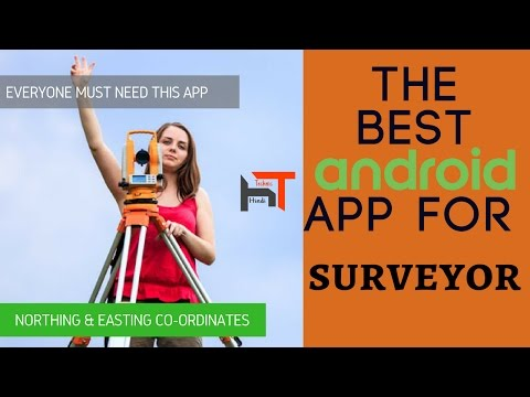 Convert Mobile Phones Into A More Accurate Hand GPS for surveyor.