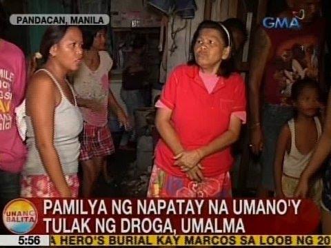UB: Pamilya ng napatay na umano'y tulak ng droga sa Pandacan, Manila, umalma