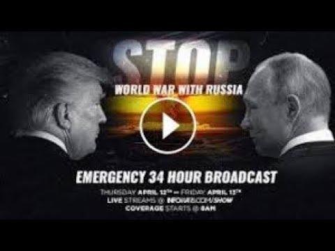 Emergency Stop World War 3 Broadcast -  Breaking News