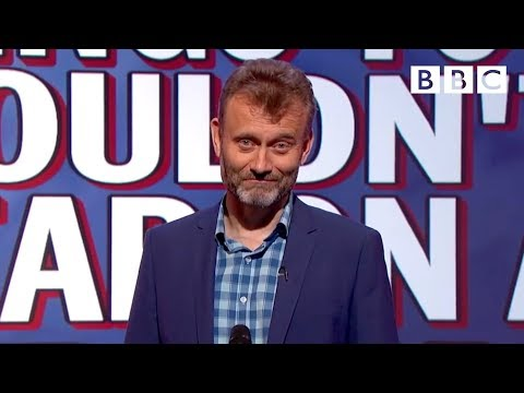 Things you wouldn't hear on a train | Mock the Week - BBC