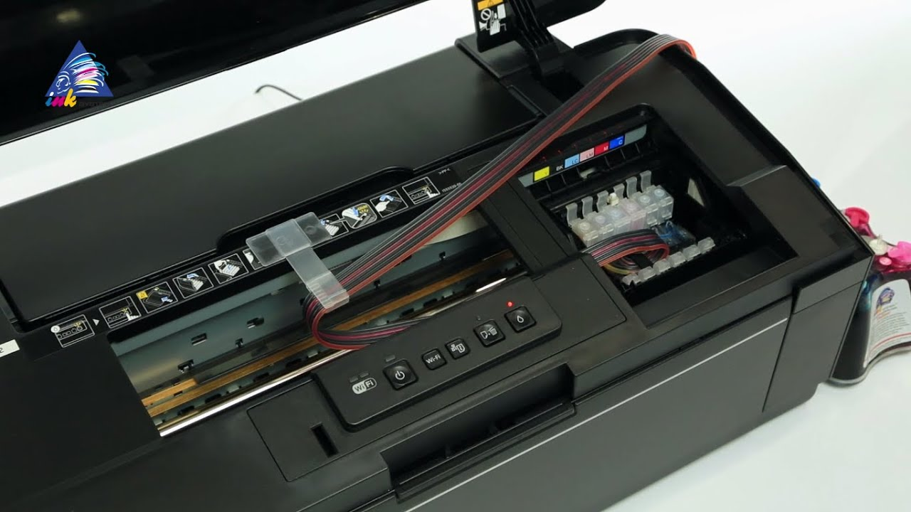 How to Reset Epson T1100 Printer [Proof Added] - YouTube