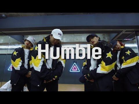 HUMBLE. - Kendrick Lamar | Lady Bounce Choreography