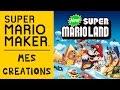 SUPER MARIO MAKER : New SUPER MARIO LAND   Let's Play FR #7