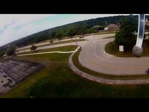 DJI 450 at Southern Oaks Middle School
