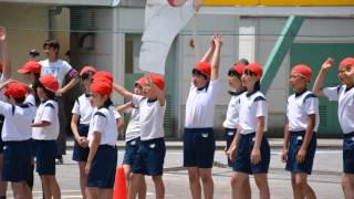 2014年度 目黒区立上目黒小学校運動会(6年生)