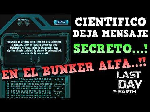 CIENTIFICO DEJA MENSAJE SECRETO EN EL BUNKER | LAST DAY ON EARTH: SURVIVAL | [RidoMeyer]