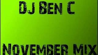 DJ Ben C - Part 2 November Mix - Scouse House Donk 2010