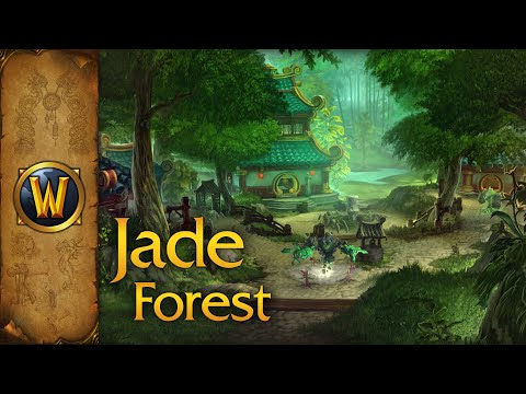 World of Warcraft - Music & Ambience - Jade Forest