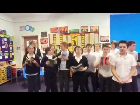 Uptown Funk Parody for World Book Day