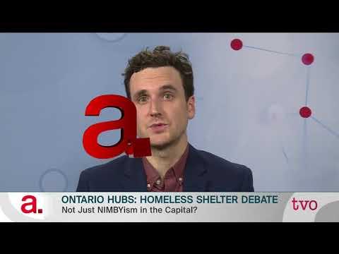 Ontario Hubs: Homeless Shelter Debate