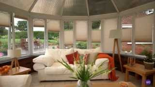 Conservatory Blinds 2go, Discover all the benefits of our Easy Fit Conservatory Blinds