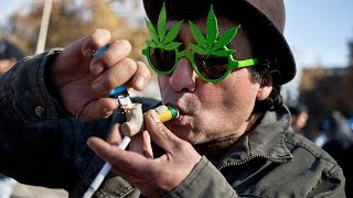 Huge State Legalizes Recrational Marijuana