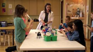 Young Makers Program at Hands On Children's Museum - Olympia, Wash.