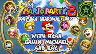 Let's Play – Mario Party 8 Goomba's Boardwalk Part 2