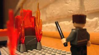 lego harry potter and the deathly hallows part 2 chapter 6 broomsticks and fire