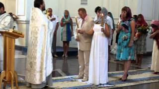 Венчание в церкви (Свято-Успенский кафедральный собор)