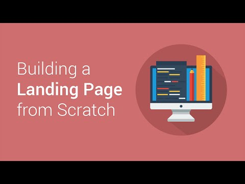 How to Edit Landing Page HTML Template